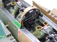 F-4D Phantom Scale 1/32 Airfix Models, F4 Phantom, Model Hobbies, Military Modelling, Jet Plane, Model Airplanes, Luftwaffe, Small World, Plastic Models