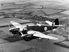 File:Aircraft of the Royal Air Force 1939-1945- Bristol Type 156 Beaufighter. MH4560.jpg