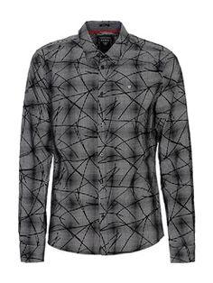 Рубашка длинный рукав guess  (арт. 186.M63H21.W7J80.FQ95) |  в интернет-магазине