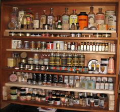 Mortuary Cosmetics circa 1900s to 1950s - Private Collection of Madame Talbot
