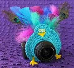 Peacock Lens Buddy
