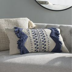 Found it at Wayfair - Harmon Cotton Lumbar Pillow Boho Throw Pillows, Lumbar Throw Pillow, Throw Pillow Covers, Accent Pillows, Handmade Pillows, Decorative Pillow Covers, West Elm, Cushion Covers, Floor Pillows