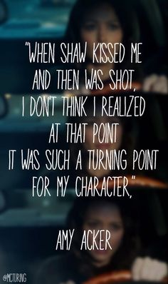 Best quote ever #PersonOfInterest #Root #AmyAcker