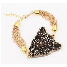 ❤️Leopard Bracelet❤️ New without tags! Jewelry Bracelets