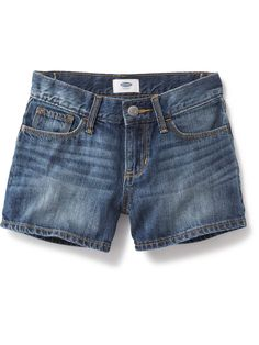 Cute Jeans, Cute Shorts, Denim Shorts, Short Shorts, Cute Tops For Girls, All American Girl, Shop Old Navy, Toddler Girl Outfits, Girls Jeans