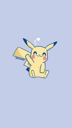 Ideas for wallpaper iphone anime pokemon Cute Pokemon Wallpaper, Funny Iphone Wallpaper, Cute Disney Wallpaper, Kawaii Wallpaper, Aesthetic Iphone Wallpaper, Pikachu Art, O Pokemon, Cute Pikachu, Pikachu Tattoo