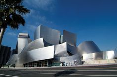 #architecture - Walt Disney Concert Hall, Los Angeles | Architect: Frank O. Gehry.