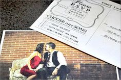 I LOVE the vintage thing!! Who can clarify on this whole save the date vs invites? Are they not one in the same? (anyone can answer, idc if I don't know u) THANK IN ADVANCE :)