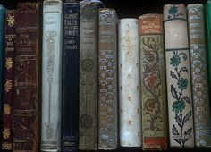Unfortunately, I've been emphatically trained that books are not solely decorative objects...