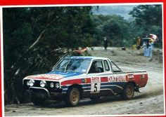 Datsun 620 in rally ¡amazing!