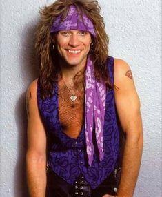 Jon Bon Jovi, Bon Jovi 80s, 1980s Hair, Bon Jovi Always, Shaggy Long Hair, 80s Hair Bands, American Bandstand, Sharp Dressed Man, White Boys
