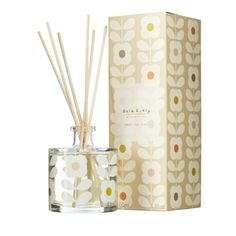 Orla Kiely Home Basil & Mint Scented Diffuser
