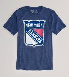 New York Rangers NHL T-Shirt
