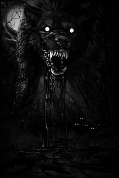 Fenrir   Loki   Pinterest   Wolf  Creatures and Monsters Wolf Monsters     ulfeid  art by  wolfroad