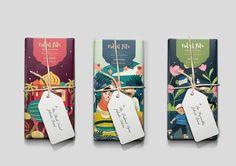 Lebaran Nyok! Chocolate Bars — The Dieline - Branding & Packaging Design
