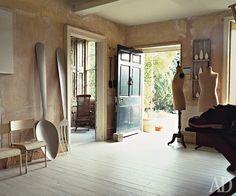 Дом в Англии  Дизайнеры Салли и Марк Бейли