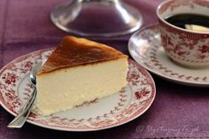 Sernik nowojorski Food Cakes, Cake Recipes, Cheesecake, Menu, Cooking Recipes, Polish, Mascarpone, Ideas, Cakes