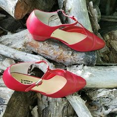 Valley lane women shoes Brand new without tag valley lane red  shoes. Lovely dress shoes. Valley Lane Shoes Heels