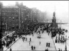 The Easter Rising 1916 (real footage of aftermath) | A video about the reasons for and the results of the Easter Rising in Dublin in 1916.