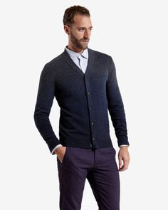 http://www.tedbaker.com/seu/Mens/Clothing/Knitwear/CONVEKS-Sprayed-ombr-cardigan-Charcoal/p/120613-03-CHARCOAL