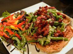 You searched for Middag - Franciskas Vakre Verden Food Inspiration, Cobb Salad, Bacon, Breakfast, Morning Coffee, Pork Belly