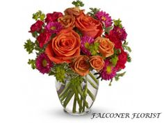 S.F. FALCONER FLORIST 8 South Maryland Ave Port Washington NY 11050 (516) 767-0866 http://www.falconerflorist.com Visit S. F. Falconer Florist, Inc. for the best flower arrangements and gifts in Port Washington, NY! Our professional florists can help you find the perfect flowers for any individual or occasion and can even create a custom bouquet to fit your unique needs. S. F. Falconer Florist, Inc. delivers flower arrangements throughout Port Washington and offers same-day delivery !!