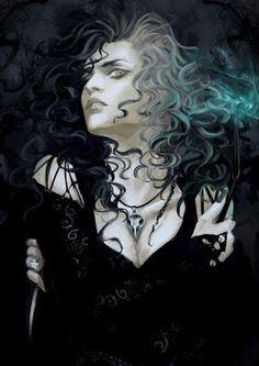 WallPotter: Belatriz Lestrange