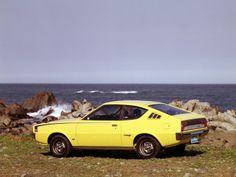 Mitsubishi Lancer Celeste GSR '02.1975–11.1976