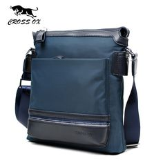 CROSS OX Nylon Me... now available gents! Do yourself a favour and head on over to http://the-mens-bag-store.myshopify.com/products/cross-ox-nylon-messenger-bag.