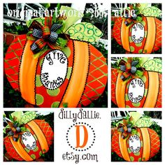 in+stock+nowgive+thanks+pumpkin+++polka+by+dillydAllie+on+Etsy,+$49.95