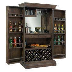 howard miller monaciano wine u0026 bar cabinet
