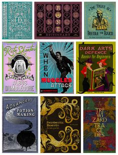 Meet MinaLima: the graphic design of the 'Harry Potter' films — Harry Potter Fan Zone Harry Potter Scrapbook, Harry Potter Journal, Harry Potter Book Covers, First Harry Potter, Theme Harry Potter, Harry Potter Room, Harry Potter Films, Harry Potter Miniatures, Harry Potter Potions