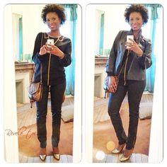 Total look sud express today @★ Sud Express Addict ★ #sudexpress #ootd #ootdmagazine #revele_toi #fashiondiary #naturalhair #hairnatural #teamnatural #asos - @revele_toi- #webstagram