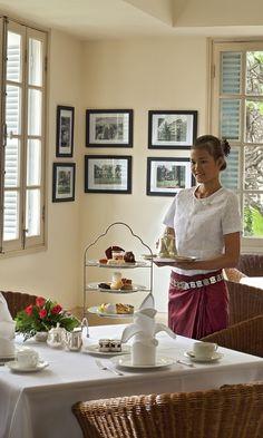 ラッフルズ ホテル レ ロイヤル プノンペン Raffles Hotel Le Royal