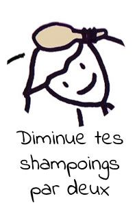 Diminue ta fréquence de shampoing pour des cheveux plus sains Peau D'orange, Homemade, Fictional Characters, Hair, Beauty, Grow Long Hair, Wash Hair, Hair Conditioner, Coffee Ground Scrub