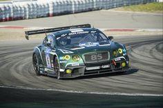 Bentley GT3 at Nurburgring 24h (Photo:Bentley)