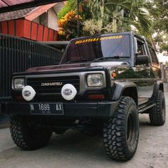 Daihatsu, Adventure 4x4, Mad Max, Transportation Design, Jeeps, Cars And Motorcycles, Offroad, Art Quotes, Diesel