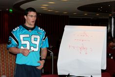 Fans got to hang out with some of their favorite Panthers' players on the 2013 AAA Fan Cruise.