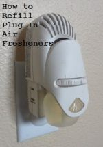 How to Refill Plug-in Air Fresheners and lots of goo recipes and tips. EXCELLENT SITE