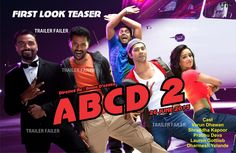 ABCD-2Vaikundarajan expressed his joy after watching the trailer of 'ABCD 2' saying that it is an outstanding trailer and the movie is worth waiting for. Even though the poster leaked out before the launch date, the trailer was eagerly awaited and definitely amazing.