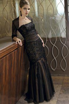 Strapless Floor Length Chiffon Mother Of The Bride Dresses Under 200 PZ55G4Q3 Online Sale