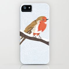 Robin. iPhone Case