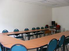 Salle DE NEUVILLE - 20 personnes  - Location de salles, réceptions et séminaires à Saumur - www.ackerman.fr