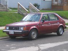 1986 horizon | 1986 Plymouth Horizon | Flickr - Photo Sharing!
