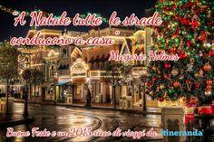 """""""A Natale tutte le strade portano a casa"""" Marjorie Holmes  #holmes #ituoiluoghi #quote #itineranda #citazioni #viaggio #travel #greetings #natale#christmas"""