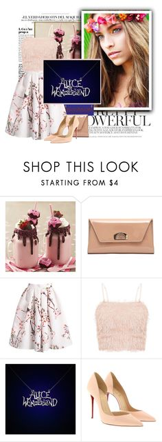 """Inchantmi 3"" by dina-55 ❤ liked on Polyvore featuring Wilton and Christian Louboutin"