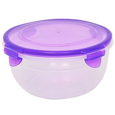 Bulk Sure Fresh Large Square Plastic Food Storage Containers with