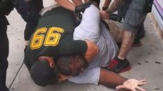 """The hold applied onto Eric Garner by NYPD officer Daniel Pantaleo is called a """"rear naked choke"""" (RNC) in Brazilian jiu-jitsu, judo, mixed martial arts, catch wrestling, sambo, and other submission-oriented martial arts. The exact variation applied to Eric Garner is known as """"the pliers choke,"""" """"the palm to palm clamp,"""" or the """"Roman choke.""""   This RNC variation is THE CHOKE THAT THE NYPD OFFICER APPLIED TO ERIC GARNER.   Below is a video link of Stephan Kesting, a well-respected ..."""