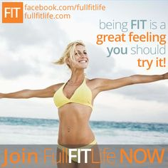 FullFITLife open for beta users- Join us free today! #FullFITLife www.fullfitlife.com