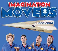 The Imagination Movers are Coming to NYC! (+Giveaway) http://www.themamamaven.com/2016/02/29/the-imagination-movers-are-coming-to-nyc/